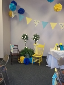 Audrianna's SHower